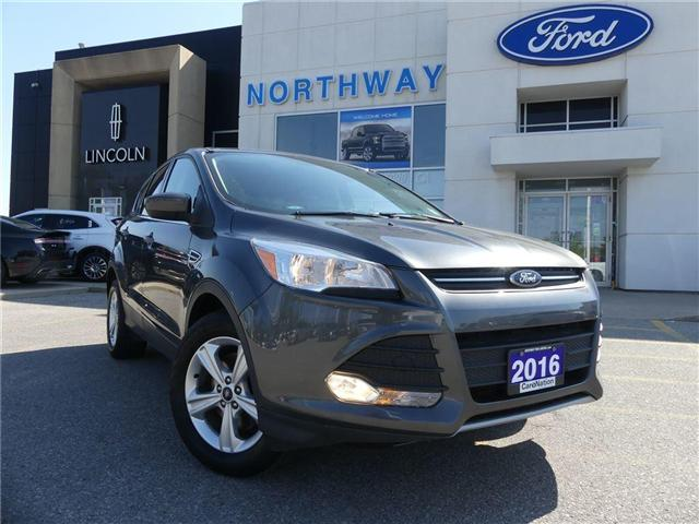 2016 Ford Escape SE   REAR CAM   HEATED SEATS   4X4   (Stk: P4972) in Brantford - Image 2 of 23