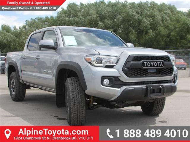 2018 Toyota Tacoma TRD Off Road (Stk: X142147) in Cranbrook - Image 7 of 18