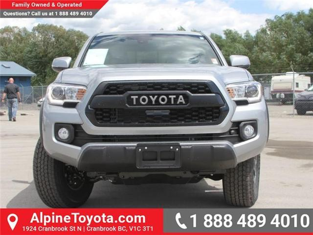 2018 Toyota Tacoma TRD Off Road (Stk: X142147) in Cranbrook - Image 8 of 18