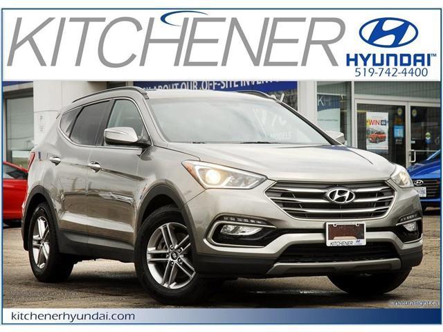 2017 Hyundai Santa Fe Sport  (Stk: 57522A) in Kitchener - Image 1 of 12