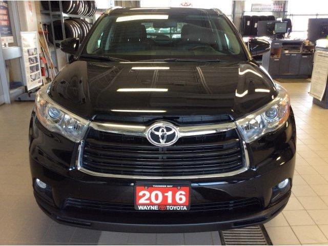 2016 Toyota Highlander Limited (Stk: 10828) in Thunder Bay - Image 2 of 25