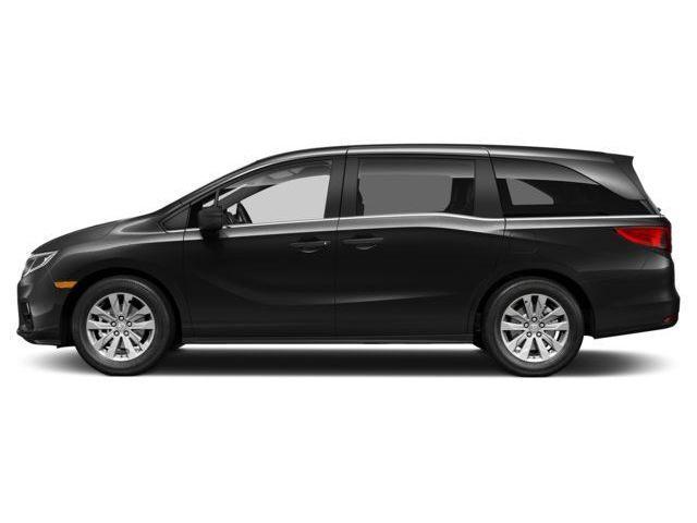2019 Honda Odyssey EX-L (Stk: 9501275) in Brampton - Image 2 of 2