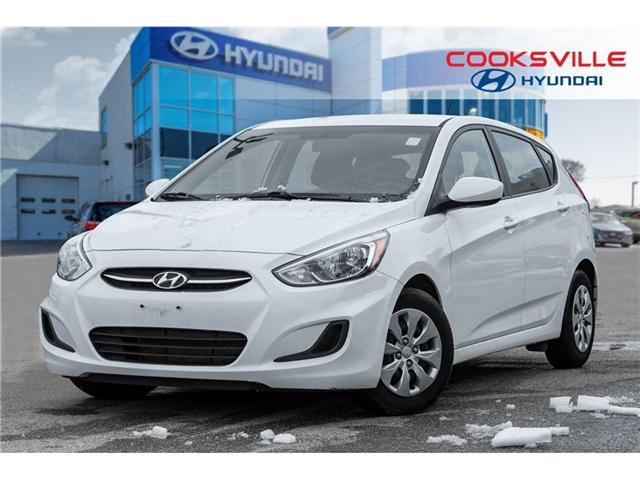2017 Hyundai Accent GL (Stk: H7579PR) in Mississauga - Image 1 of 19