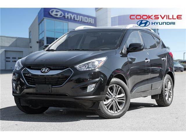 2014 Hyundai Tucson GLS (Stk: H7592P) in Mississauga - Image 1 of 20