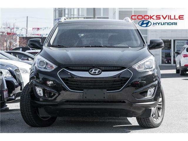 2014 Hyundai Tucson GLS (Stk: H7592P) in Mississauga - Image 2 of 20