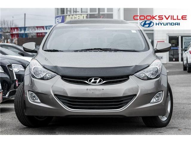 2012 Hyundai Elantra GL (Stk: H458042T) in Mississauga - Image 2 of 18