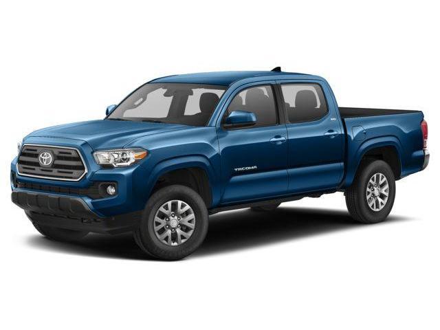 2018 Toyota Tacoma SR5 (Stk: 035705) in Milton - Image 1 of 2