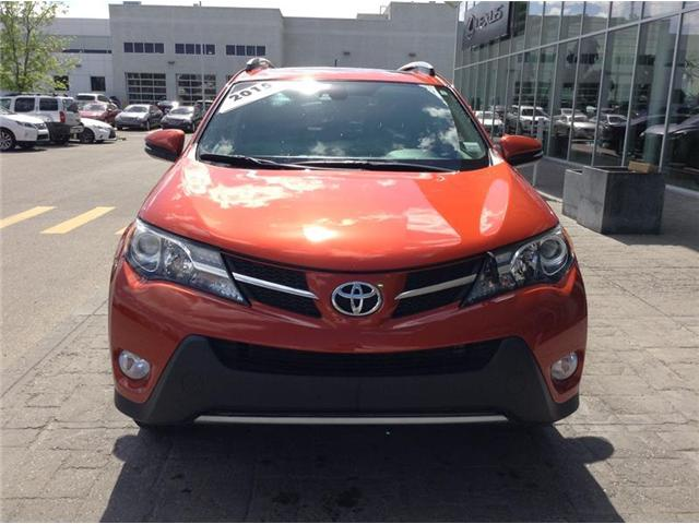 2015 Toyota RAV4 Limited (Stk: 180285A) in Calgary - Image 2 of 15