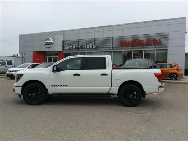 2018 Nissan Titan SV Midnight Edition (Stk: 18-077) in Smiths Falls - Image 1 of 11