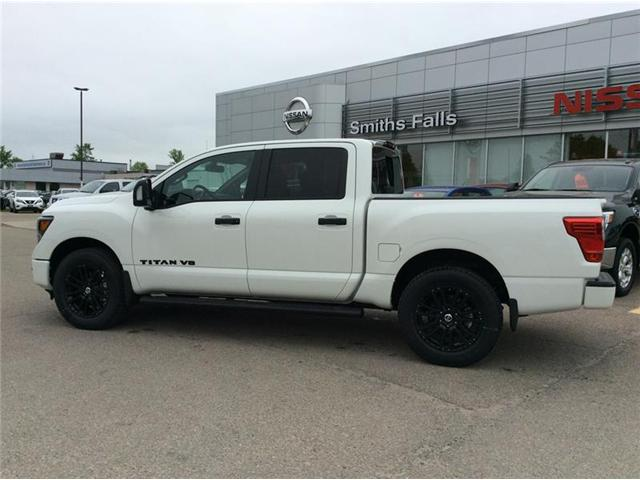 2018 Nissan Titan SV Midnight Edition (Stk: 18-077) in Smiths Falls - Image 2 of 11