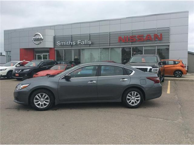 2018 Nissan Altima 2.5 S (Stk: 18-111) in Smiths Falls - Image 1 of 13