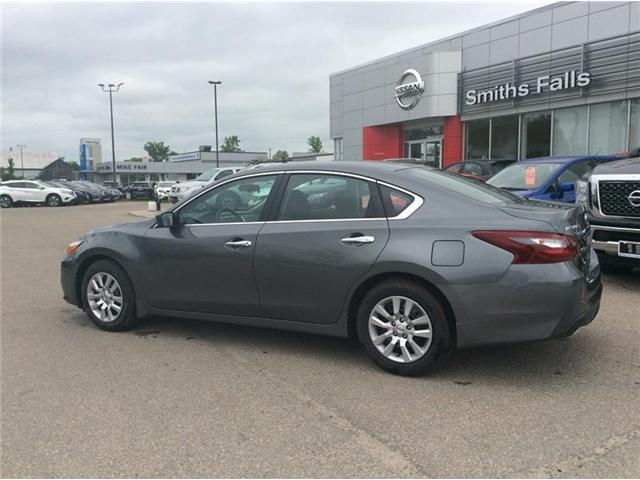 2018 Nissan Altima 2.5 S (Stk: 18-111) in Smiths Falls - Image 3 of 13
