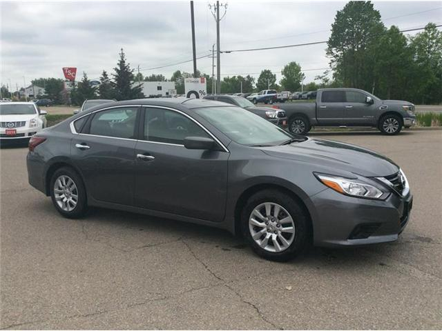 2018 Nissan Altima 2.5 S (Stk: 18-111) in Smiths Falls - Image 5 of 13