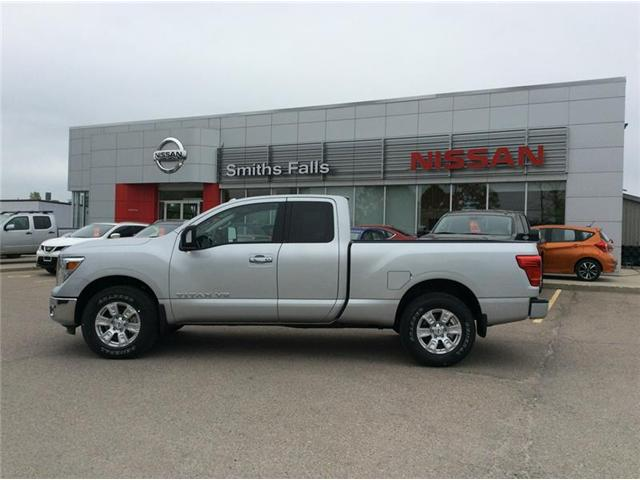 2018 Nissan Titan SV (Stk: 18-122) in Smiths Falls - Image 1 of 12