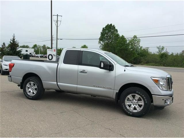 2018 Nissan Titan SV (Stk: 18-122) in Smiths Falls - Image 4 of 12