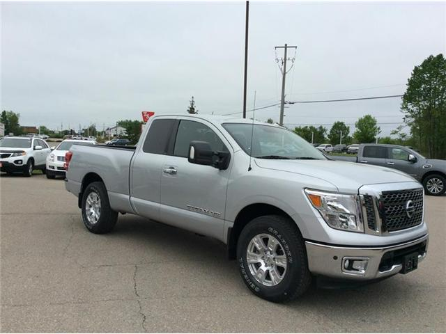 2018 Nissan Titan SV (Stk: 18-122) in Smiths Falls - Image 6 of 12