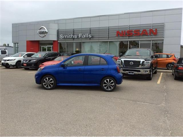 2018 Nissan Micra SR (Stk: 18-135) in Smiths Falls - Image 1 of 13