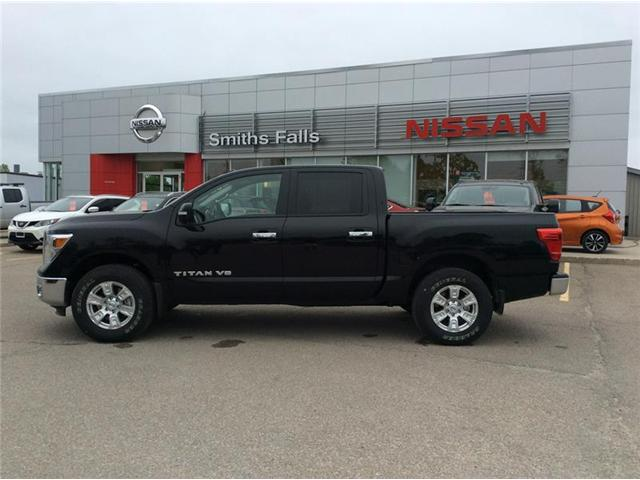 2018 Nissan Titan SV (Stk: 18-166) in Smiths Falls - Image 1 of 12