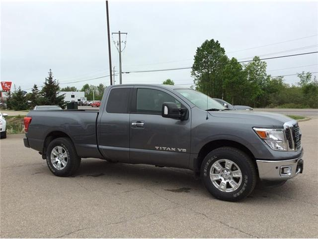 2018 Nissan Titan SV (Stk: 18-169) in Smiths Falls - Image 4 of 12