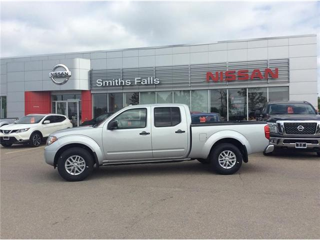 2018 Nissan Frontier SV (Stk: 18-181) in Smiths Falls - Image 1 of 12