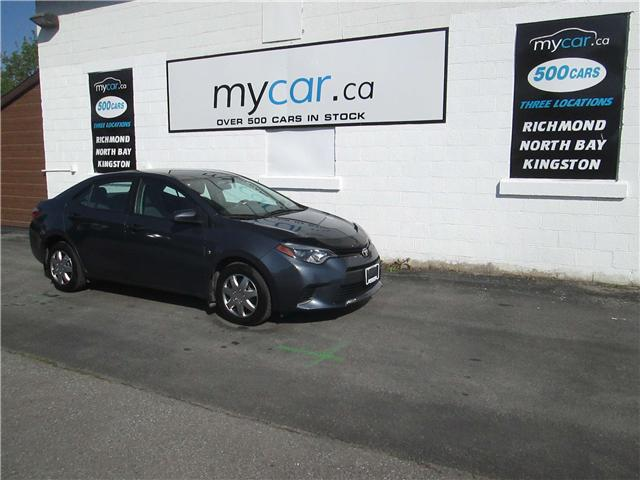 2014 Toyota Corolla CE (Stk: 180579) in Richmond - Image 2 of 13
