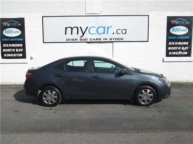 2014 Toyota Corolla CE (Stk: 180579) in Richmond - Image 1 of 13
