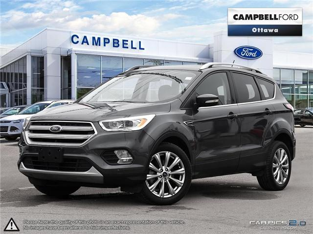 2018 Ford Escape Titanium 2018 PRICED FOR QUICK SALE AWD LOADED (Stk: 940900) in Ottawa - Image 1 of 29