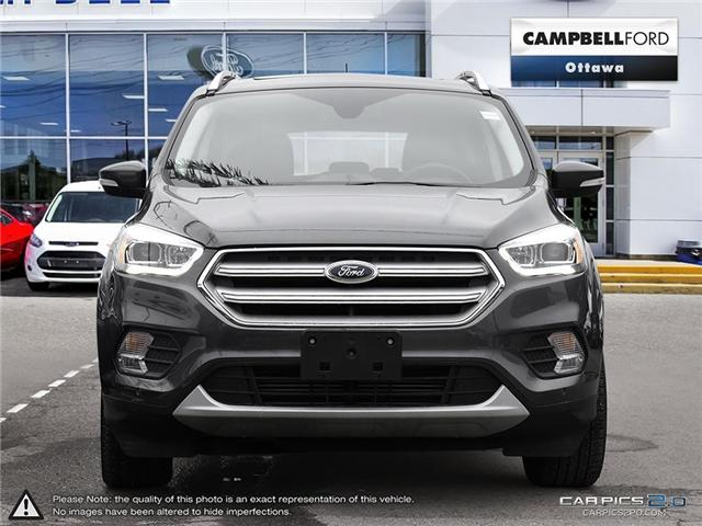 2018 Ford Escape Titanium 2018 PRICED FOR QUICK SALE AWD LOADED (Stk: 940900) in Ottawa - Image 2 of 29