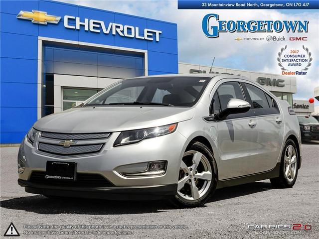 2013 Chevrolet Volt Base (Stk: 27270) in Georgetown - Image 1 of 26
