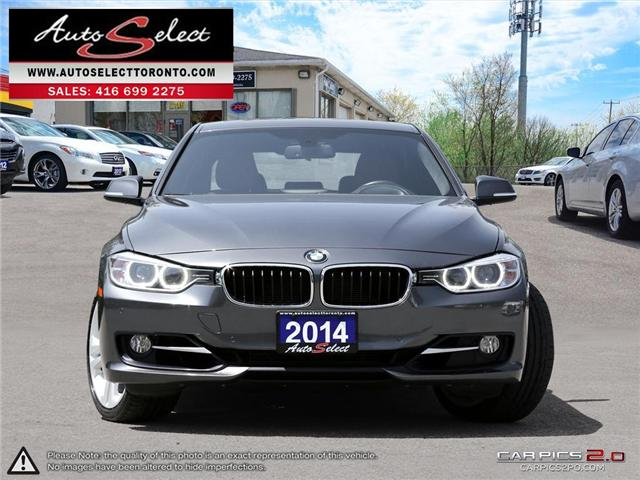 2014 BMW 328i xDrive (Stk: 14QP912) in Scarborough - Image 2 of 30