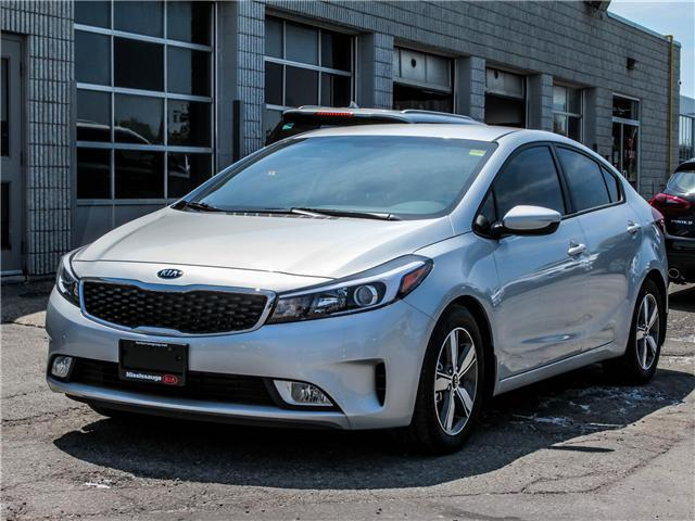 2018 Kia Forte LX+ (Stk: FR18053) in Mississauga - Image 1 of 20