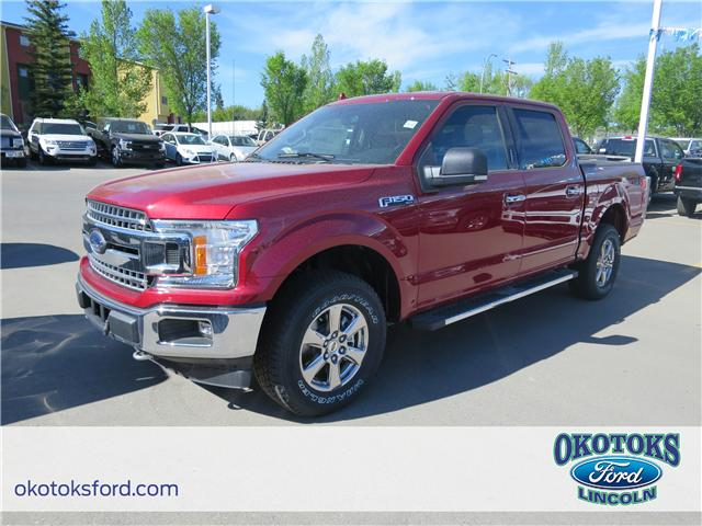 2018 Ford F-150 XLT (Stk: JK-119) in Okotoks - Image 1 of 5