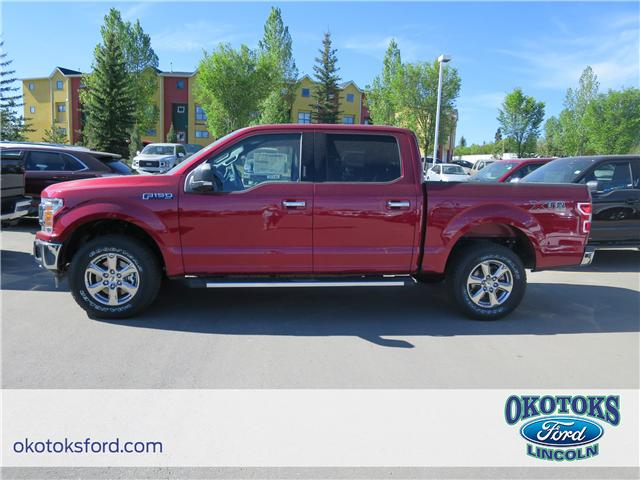 2018 Ford F-150 XLT (Stk: JK-119) in Okotoks - Image 2 of 5