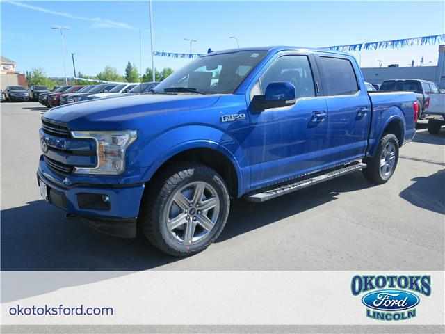 2018 Ford F-150 Lariat (Stk: JK-161) in Okotoks - Image 1 of 5
