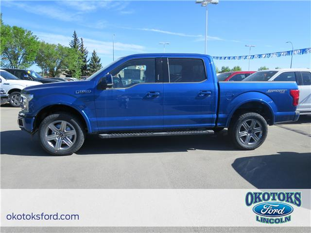 2018 Ford F-150 Lariat (Stk: JK-161) in Okotoks - Image 2 of 5