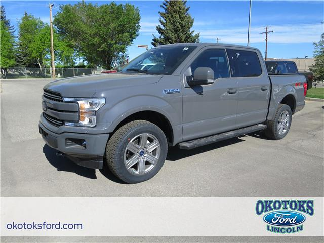 2018 Ford F-150 Lariat (Stk: JK-164) in Okotoks - Image 1 of 6