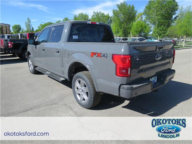2018 Ford F-150 Lariat (Stk: JK-164) in Okotoks - Image 3 of 6