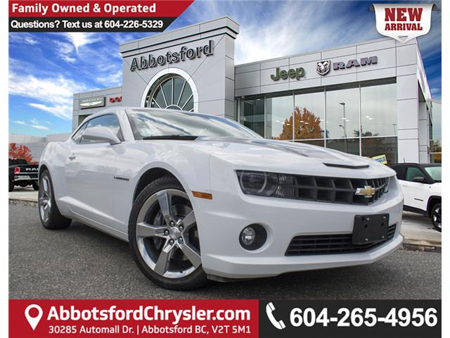 2011 Chevrolet Camaro SS (Stk: J129474A) in Abbotsford - Image 1 of 25
