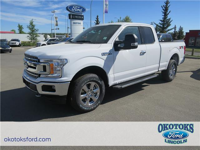 2018 Ford F-150 XLT (Stk: JK-180) in Okotoks - Image 1 of 5