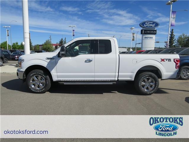 2018 Ford F-150 XLT (Stk: JK-180) in Okotoks - Image 2 of 5