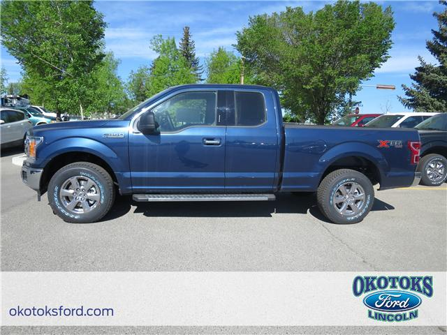 2018 Ford F-150 XLT (Stk: JK-181) in Okotoks - Image 2 of 5