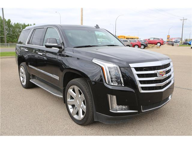 2016 Cadillac Escalade Luxury Collection (Stk: 163785) in Medicine Hat - Image 1 of 49