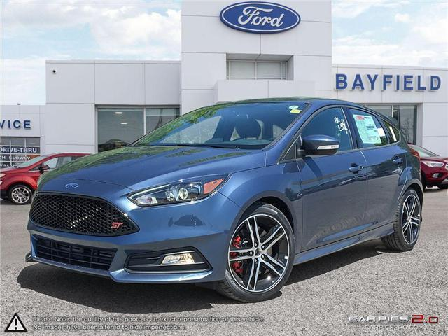 2018 Ford Focus ST Base (Stk: FC18872) in Barrie - Image 1 of 24