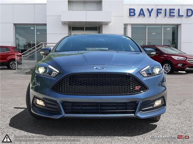 2018 Ford Focus ST Base (Stk: FC18872) in Barrie - Image 2 of 24