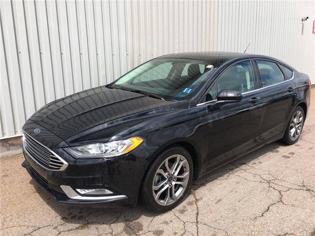 2017 Ford Fusion SE (Stk: X4389A) in Charlottetown - Image 1 of 17