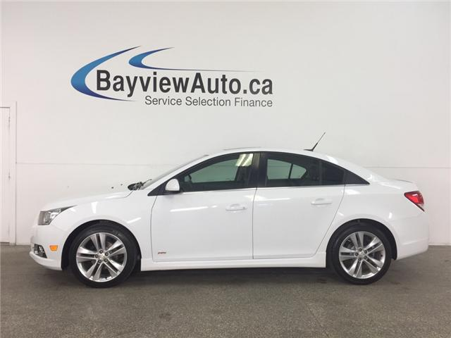 2014 Chevrolet Cruze 2LT (Stk: 32849J) in Belleville - Image 1 of 29
