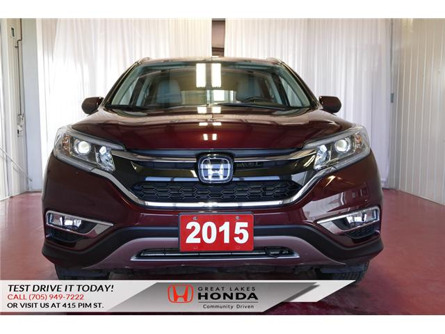 2015 Honda CR-V Touring (Stk: HP515) in Sault Ste. Marie - Image 2 of 25