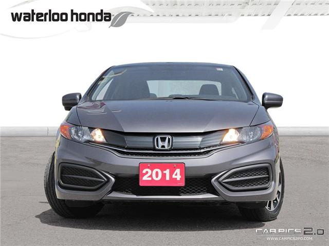 2014 Honda Civic EX (Stk: U3881) in Waterloo - Image 2 of 28