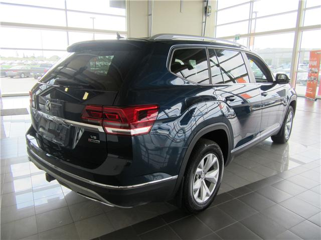 2018 Volkswagen Atlas 3.6 FSI Highline (Stk: A3748) in Saskatoon - Image 2 of 28