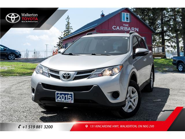 2015 Toyota RAV4 LE (Stk: 18265A) in Walkerton - Image 1 of 20